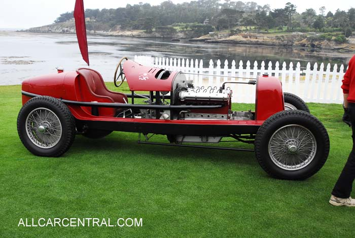 1930-1932 Alfa Romeo photographs, technical, Gallery 1 ...