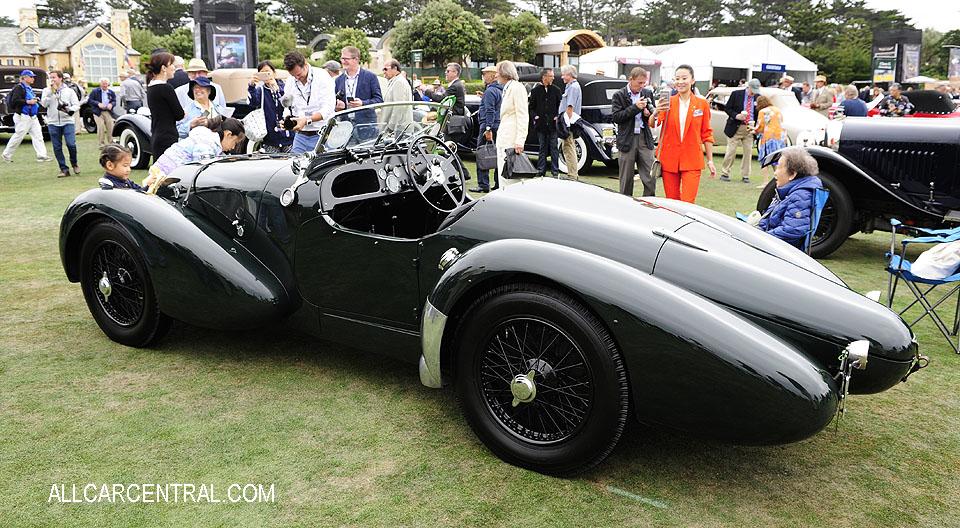 Aston Martin 1940s Photographs Technical Gallery 1 All Car Central Magazine