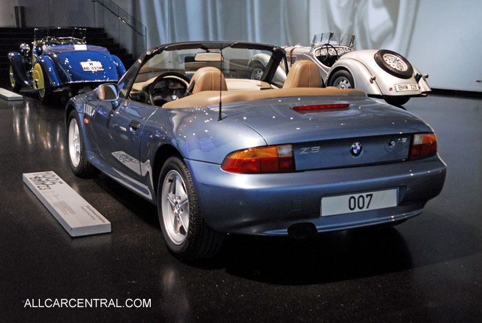 Bmw Museum 2012 Allcarcentral Photographs Gallery 1 All