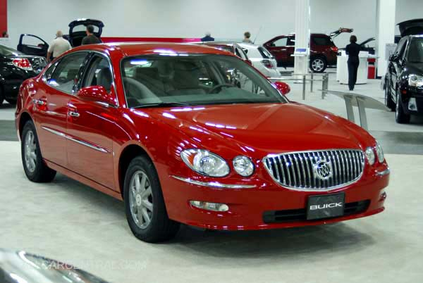 Buick Lacrosse Cxl Sf Oee on 2009 Buick Enclave Cx