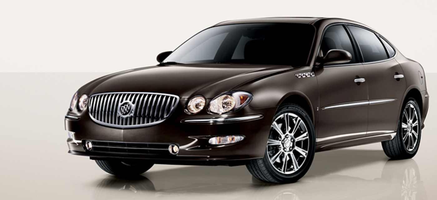 2009 Buick photographs, technical - All Car Central Magazine