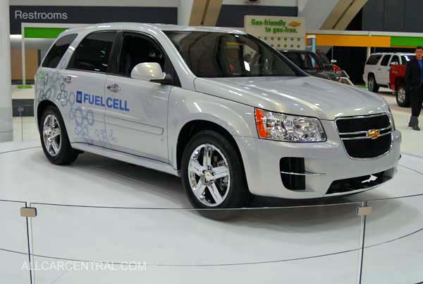 Chevrolet Eqinux Fuelcell Sf As Oee