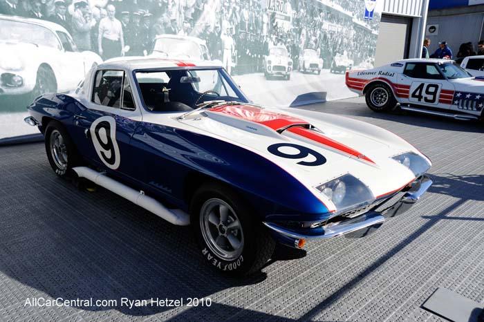 Laguna Seca Raceway >> Corvette Le Mans Cars - All Car Central Magazine