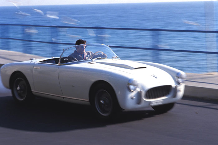 Fiat Vz Spider Zagato Zagato Media Photo on 1955 Fiat 8v