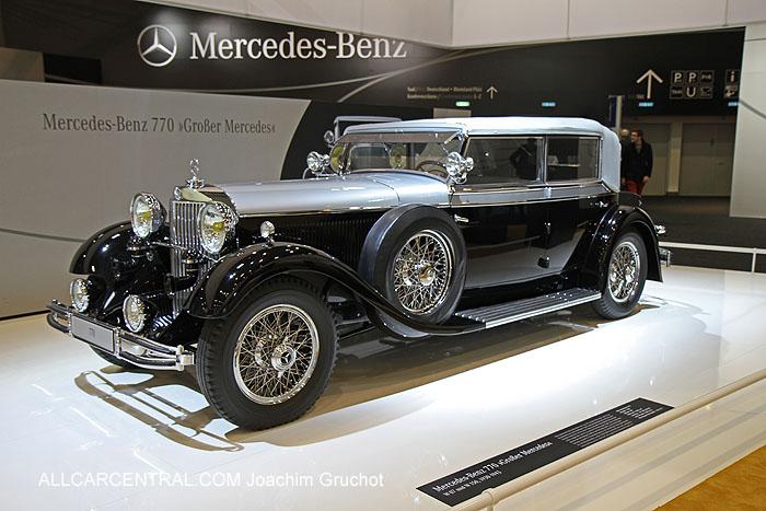 Mercedes-Benz 1930 All Car Central Magazine