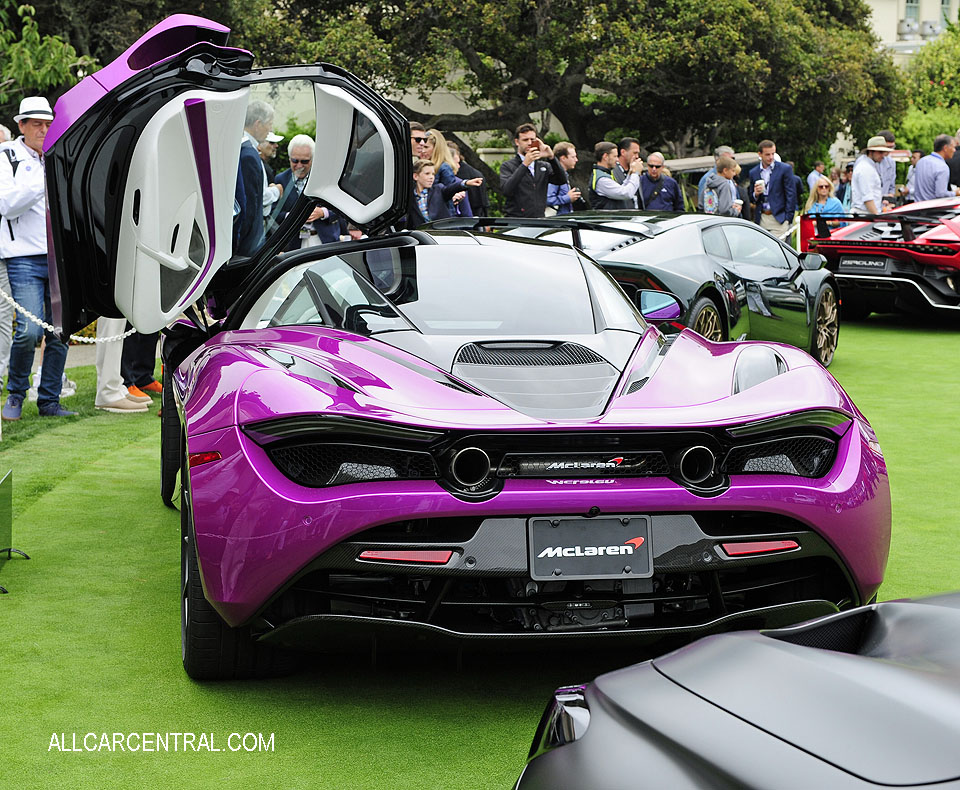Pebble Beach Concours DElegance MO Cars All Car Central - Pebble beach car show 2018