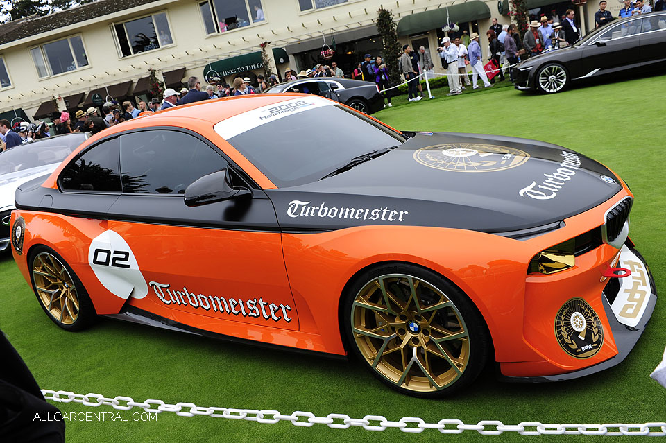 Pebble Beach Concours Delegance Concept Cars 2016 All Car