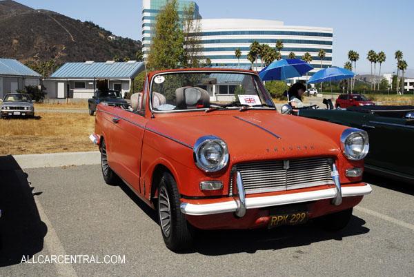 Triumph photographs and Triumph technical data - All Car